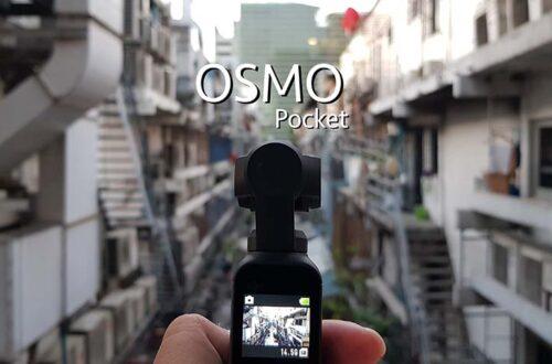 OSMO POCKET กล้องจิ๋วพกง่าย โดนใจสาย VLOG