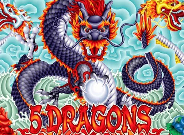Dragons เกมสล็อตออนไลน์ ที่ได้รับความนิยมตลอดกาล